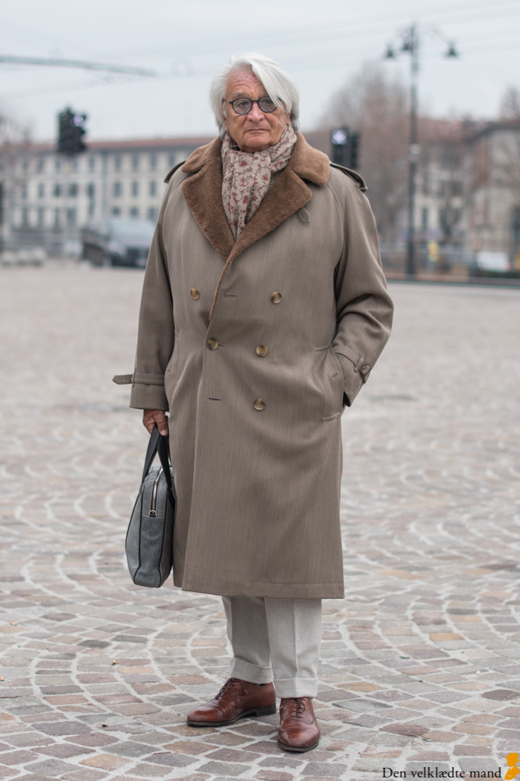 alderens arrogance herremode frakke