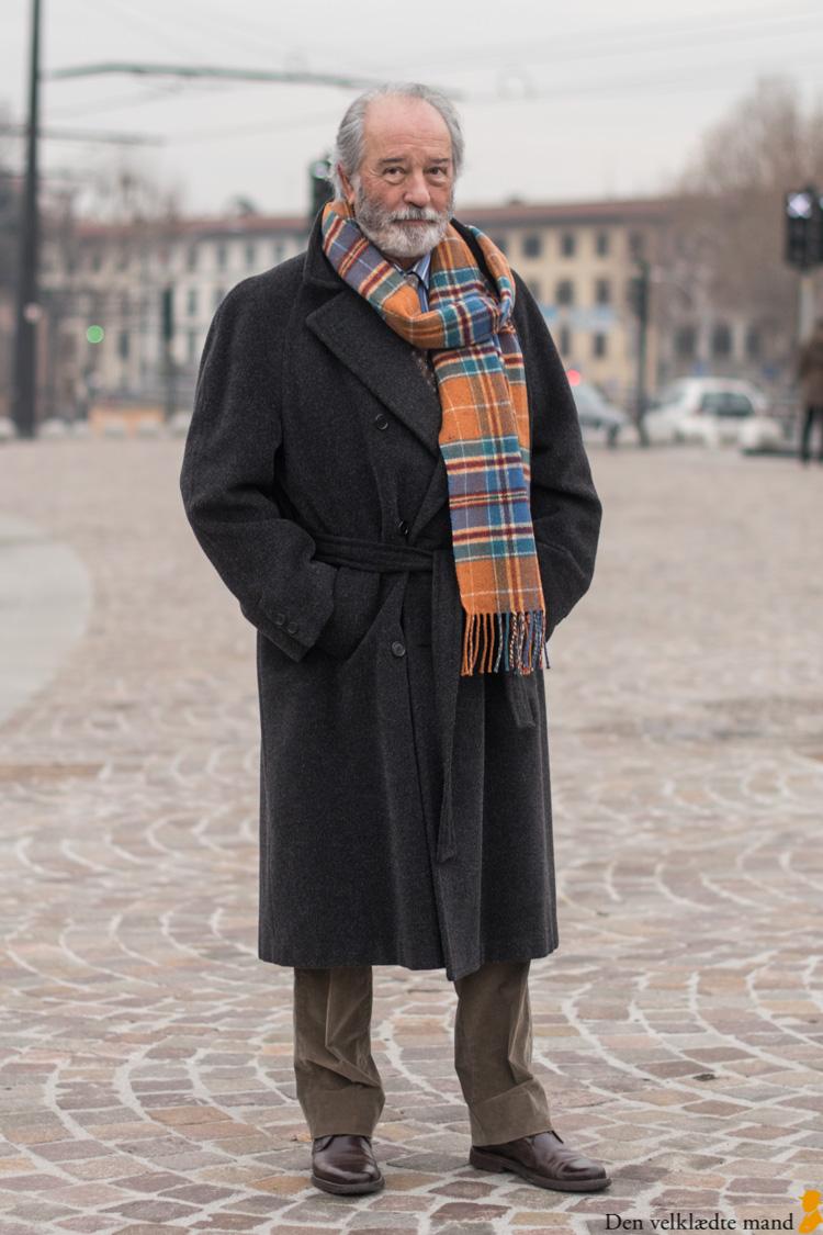 alderens arrogance god stil frakke