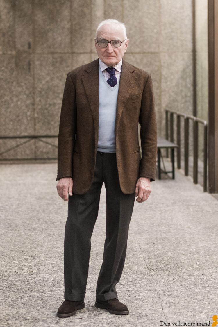 c7a9851cbed1 Elegant tøjstil til mænd eksempler - Den velklædte mand