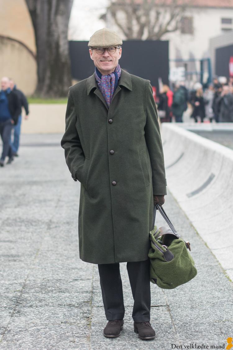 grønne frakker lodenfrakke roetzel