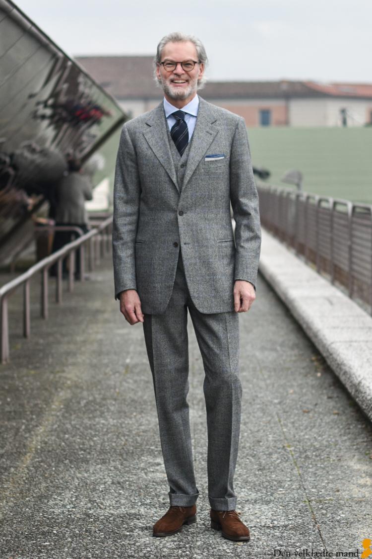 pitti uomo 95 jakkesæt