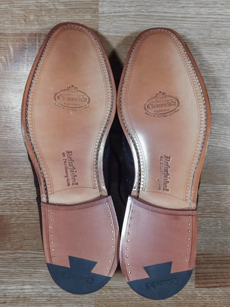 reparare sko herre