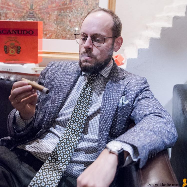 cigarer til cigarsalon