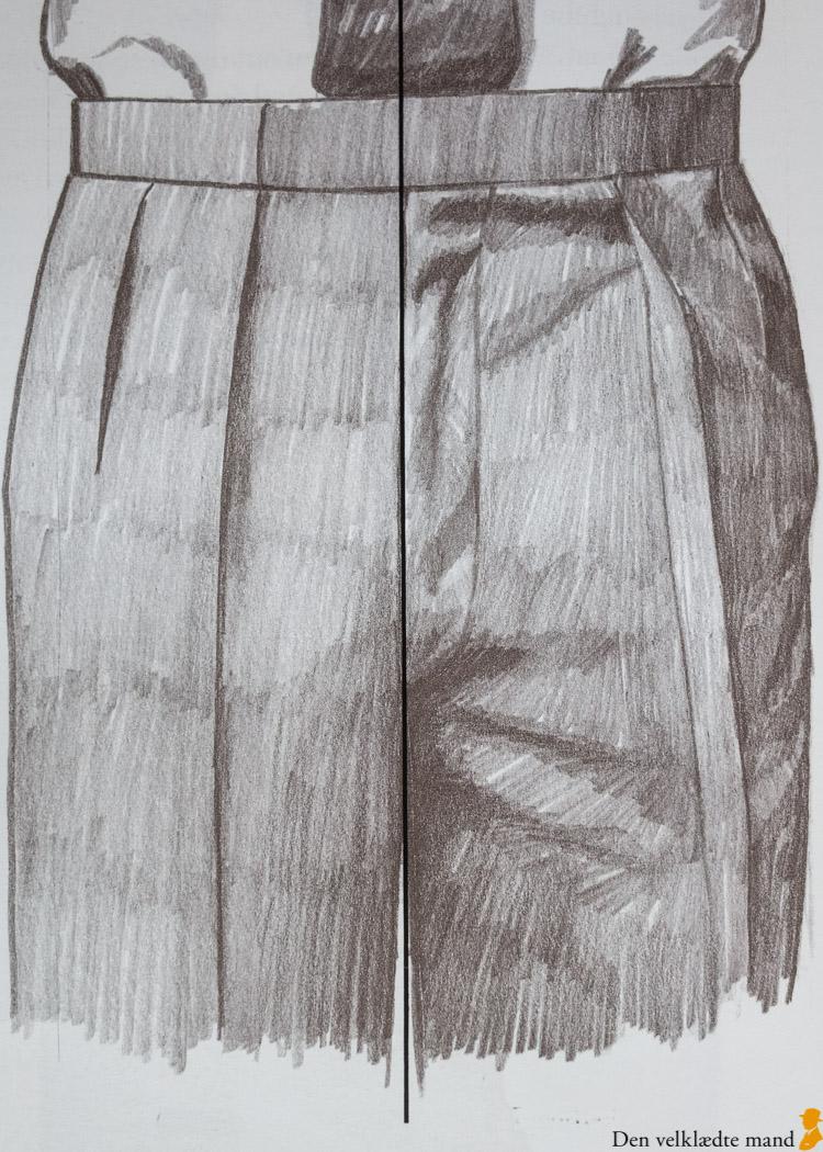 størrelse i bukser
