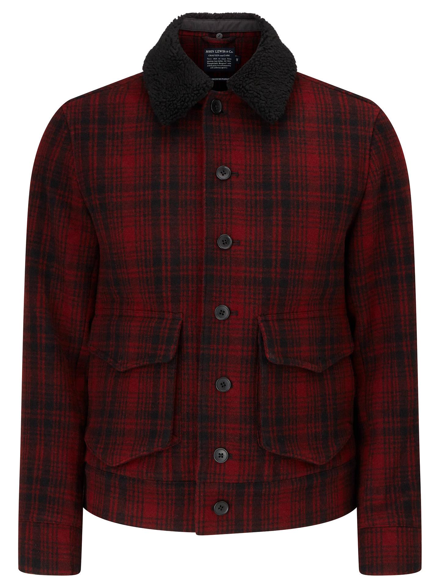 gitz-johansen lumber jacket