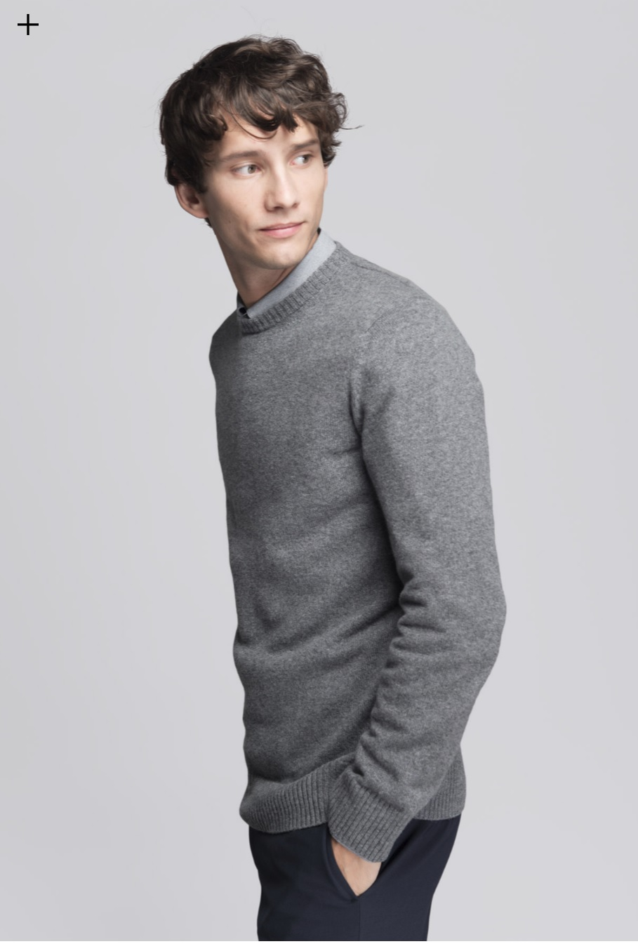 asket cashmere sweater