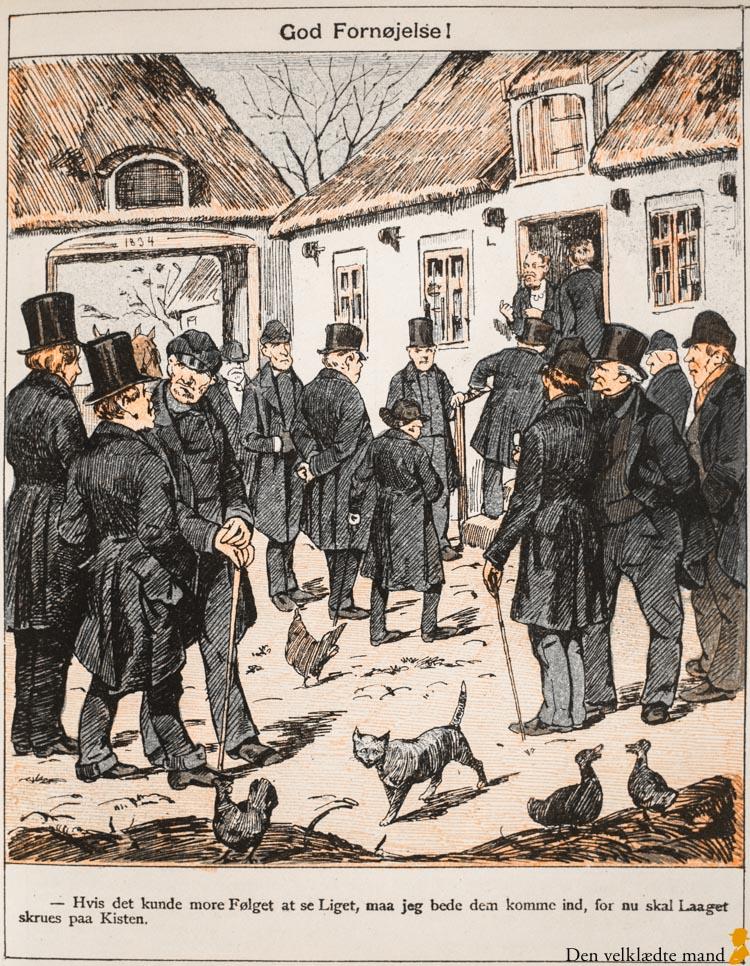 punch begravelse 1880