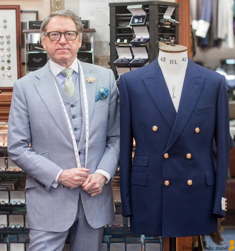 Davies & Son skræddersyede jakkesæt
