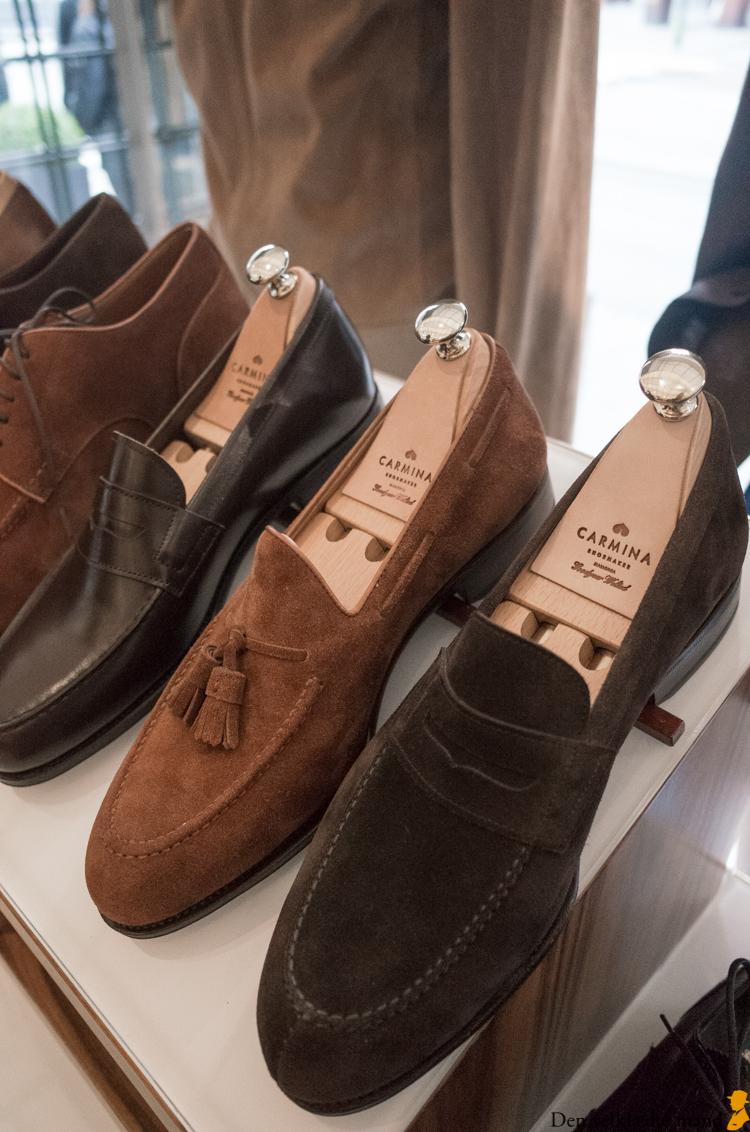 malmø engelska herr carmina sko