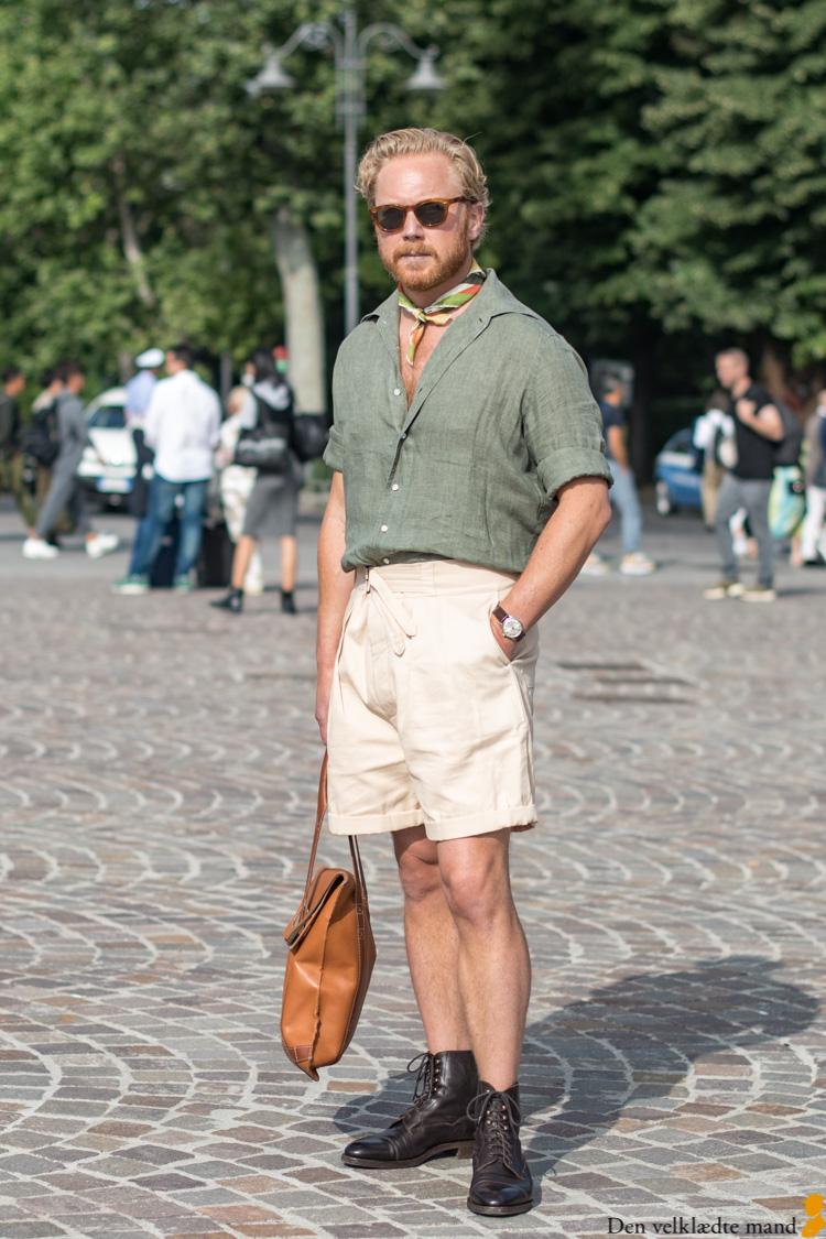 pitti uomo 96 shorts