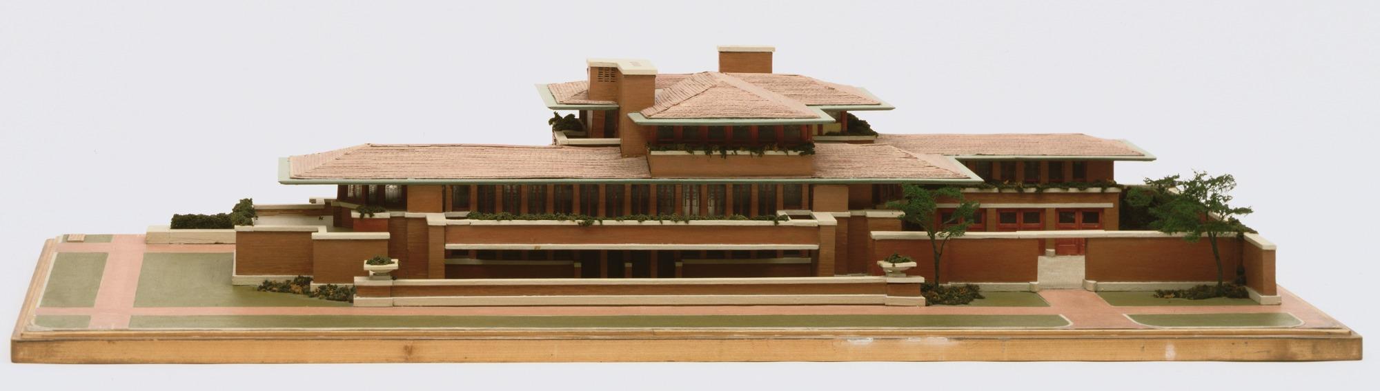 Robbie House frank Lloyd Wright