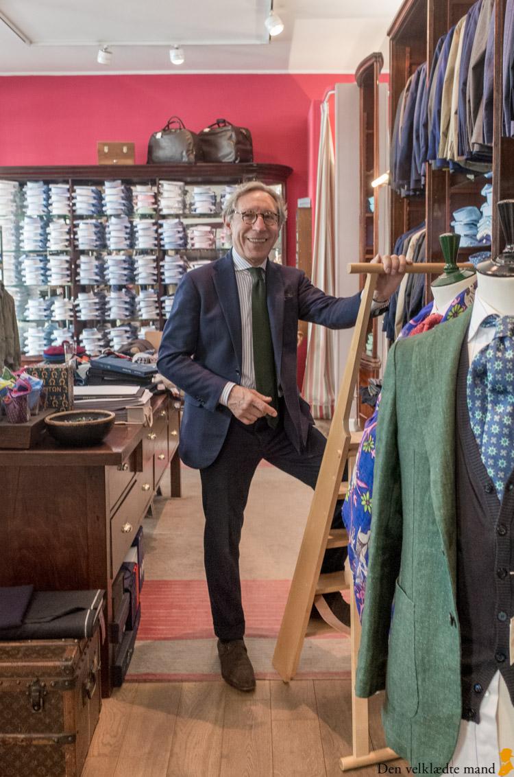 frankfurt herretøj butik