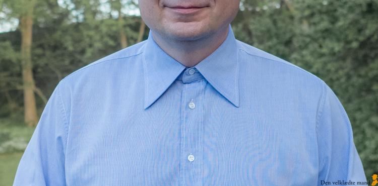 bb08bfc11df Skjortekraver – om den spidse, bløde skjorteflip