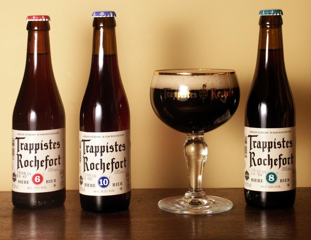 øl Trappistes Rochefort 10