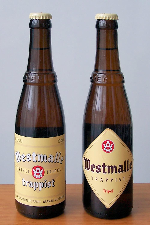 westmalle tripel øl