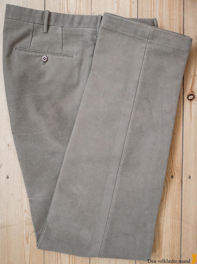 moleskin bukser