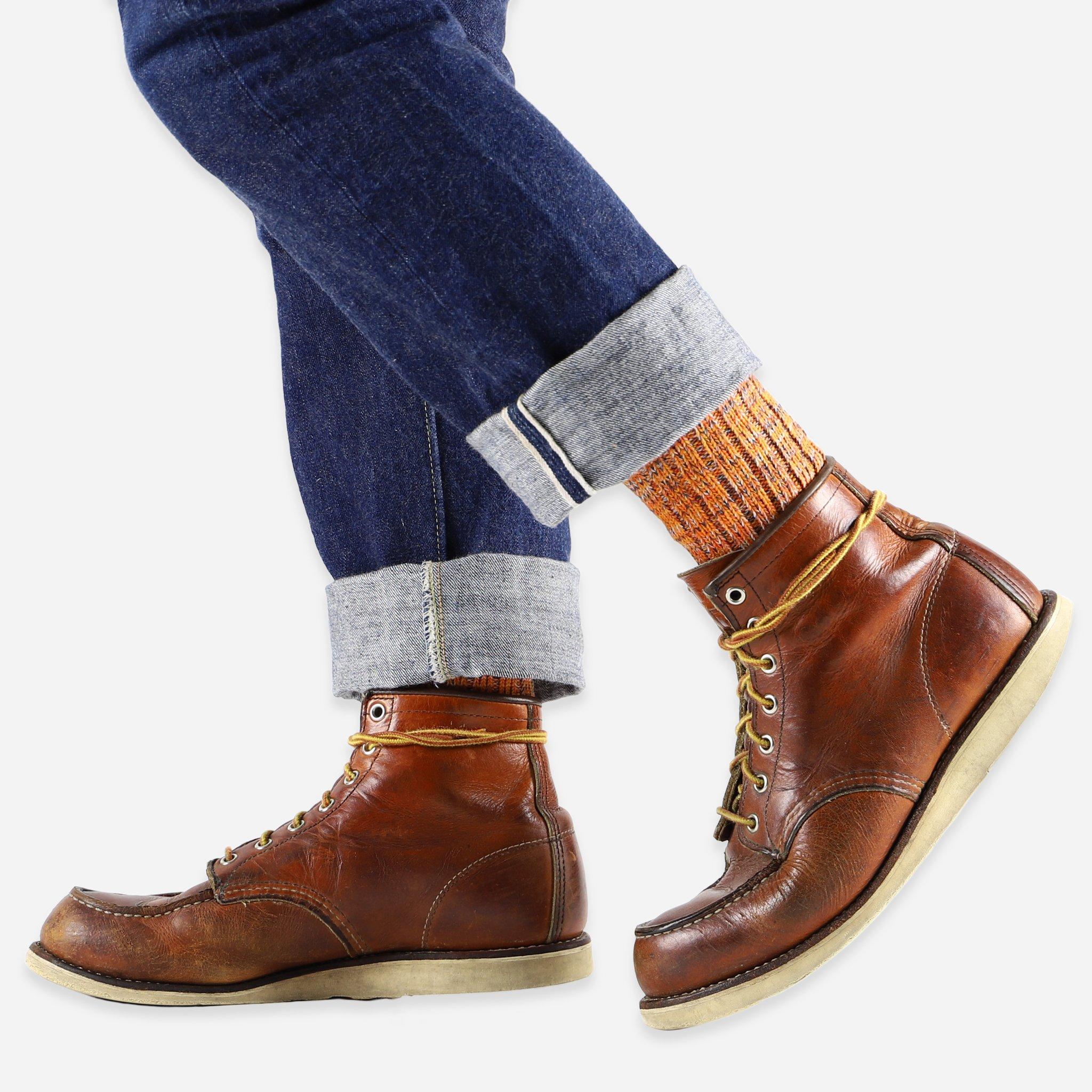 nye butikker kulørte sokker til mænd