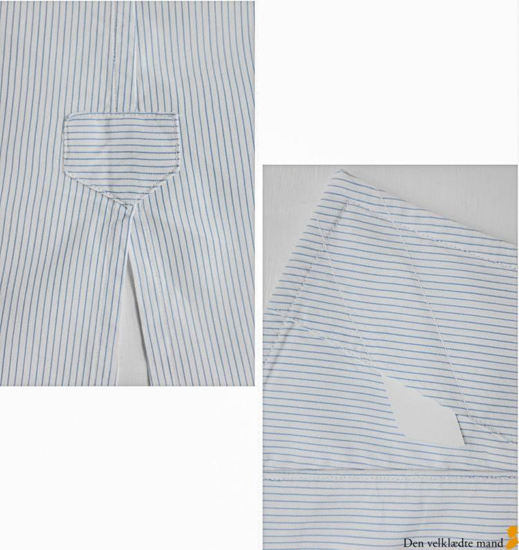 skræddersyede skjorter