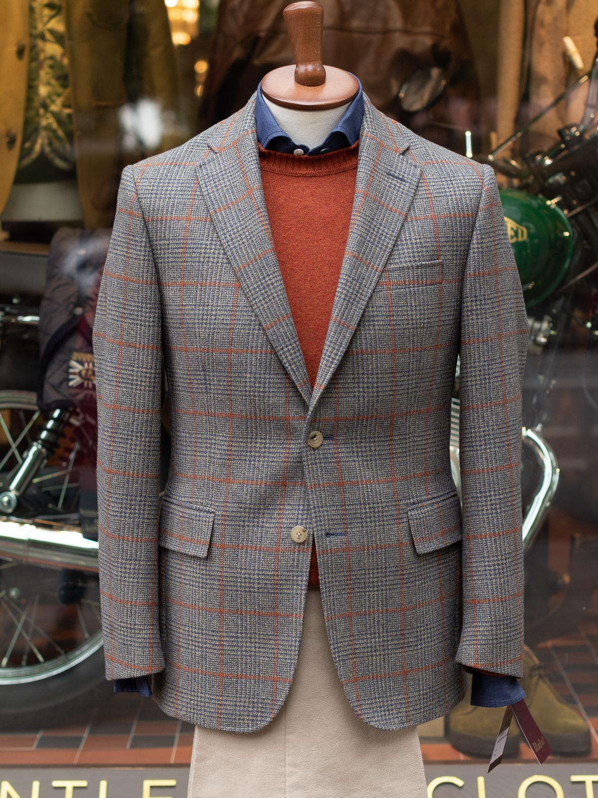 tweed look virkelighed