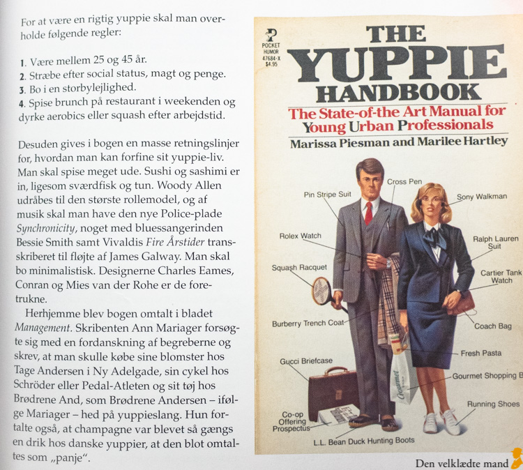 yuppie håndbog