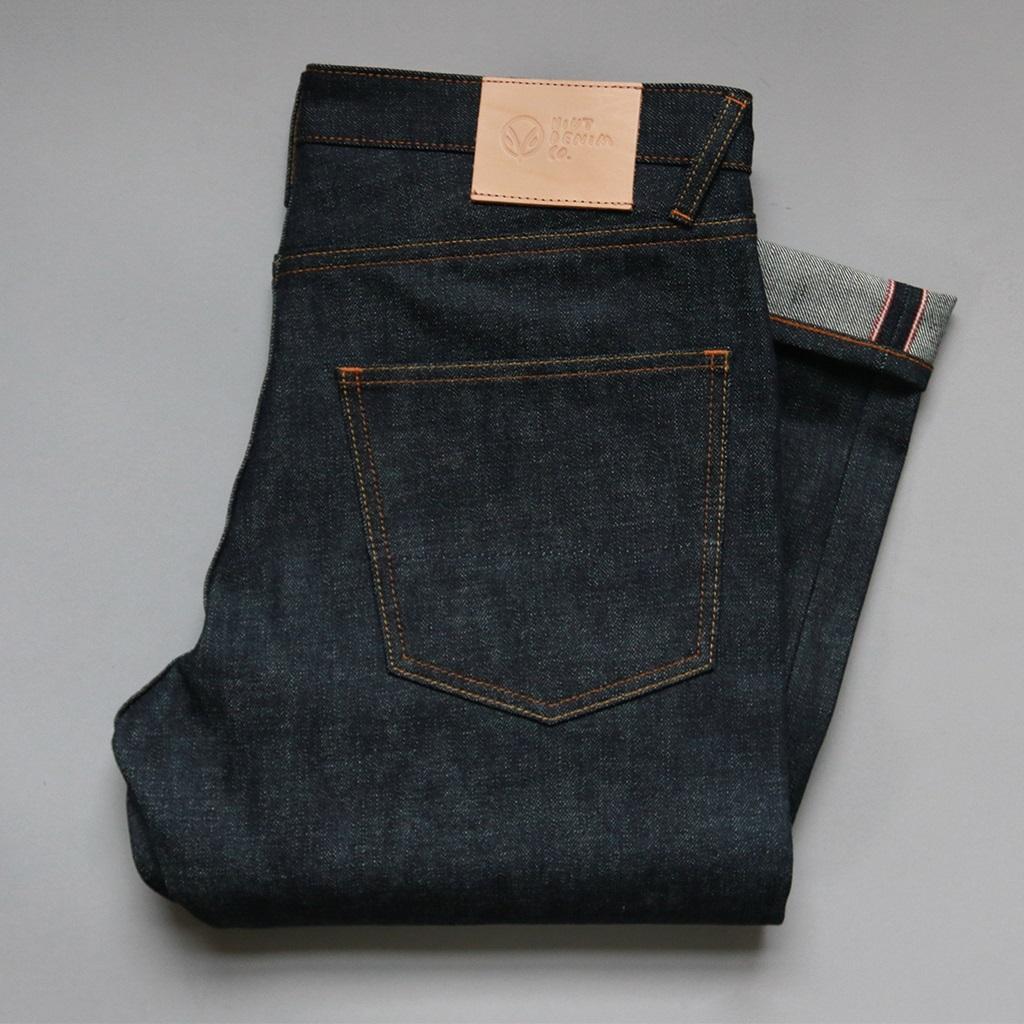 hiut jeans til mænd raw denim