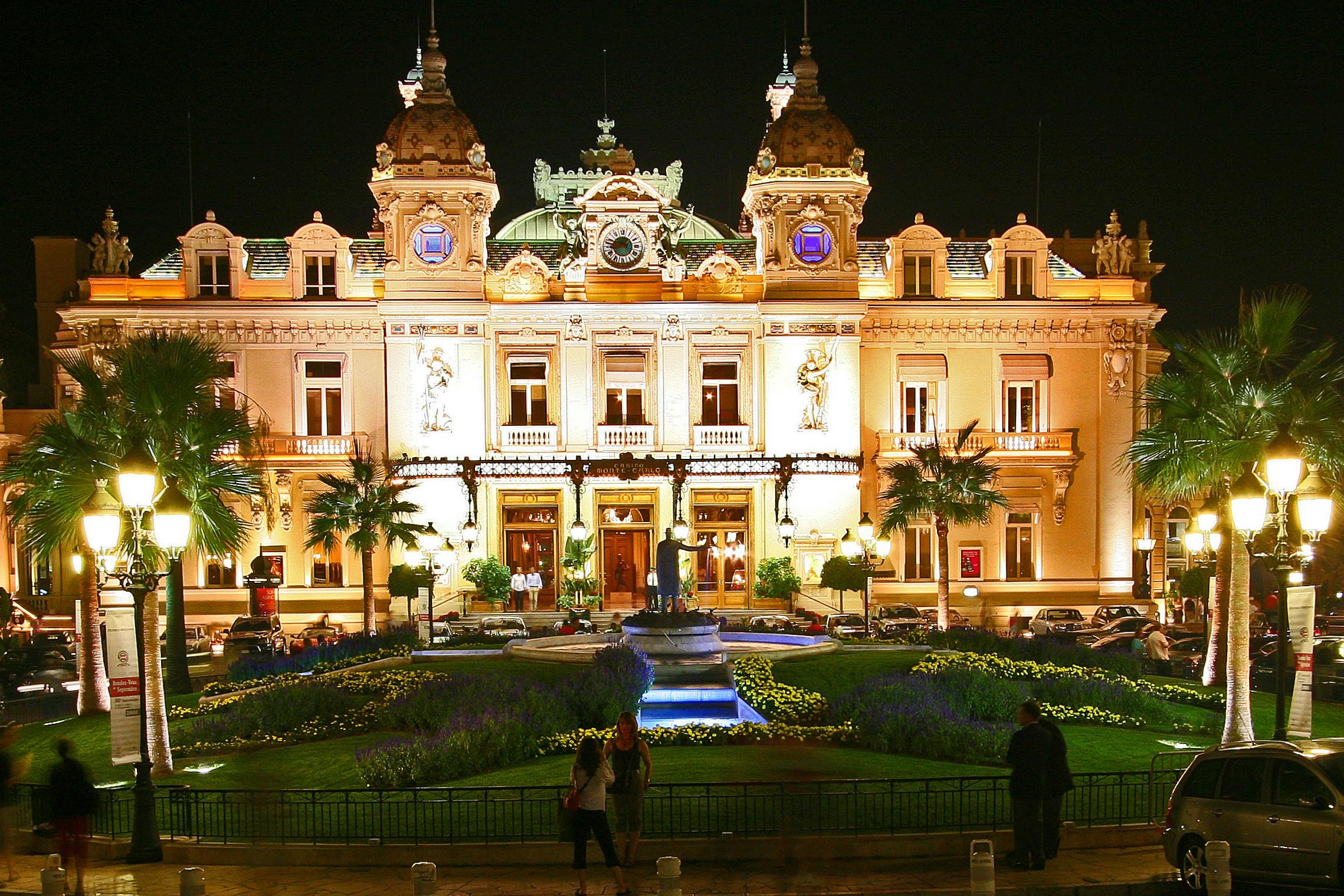 casino monte carlo den franske riviera