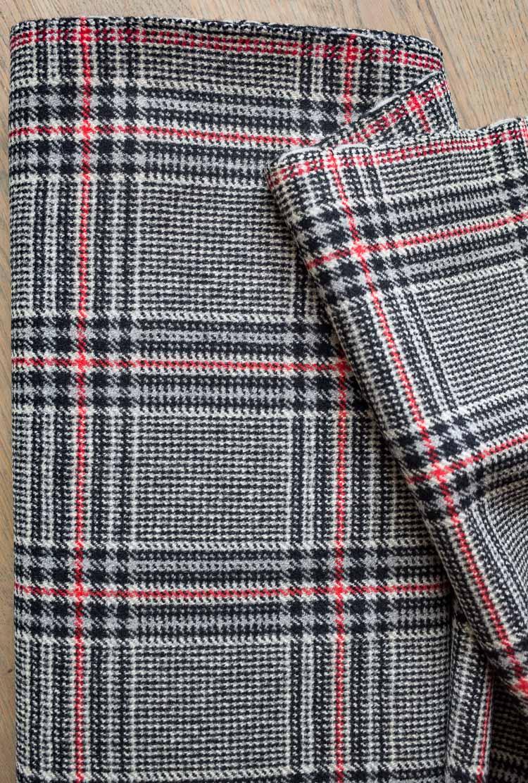 Tweedstof til jakke