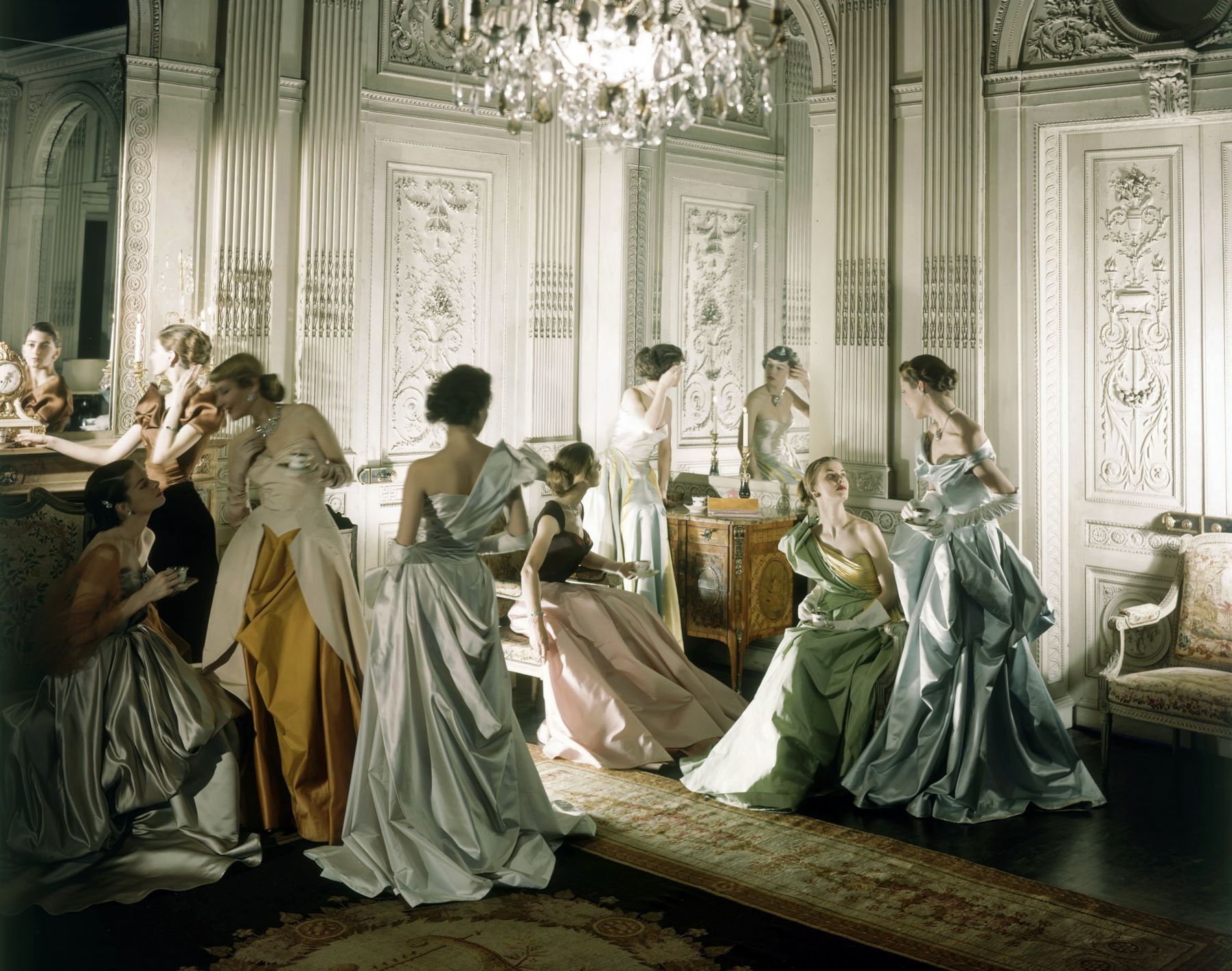 cecil beaton foto for vogue