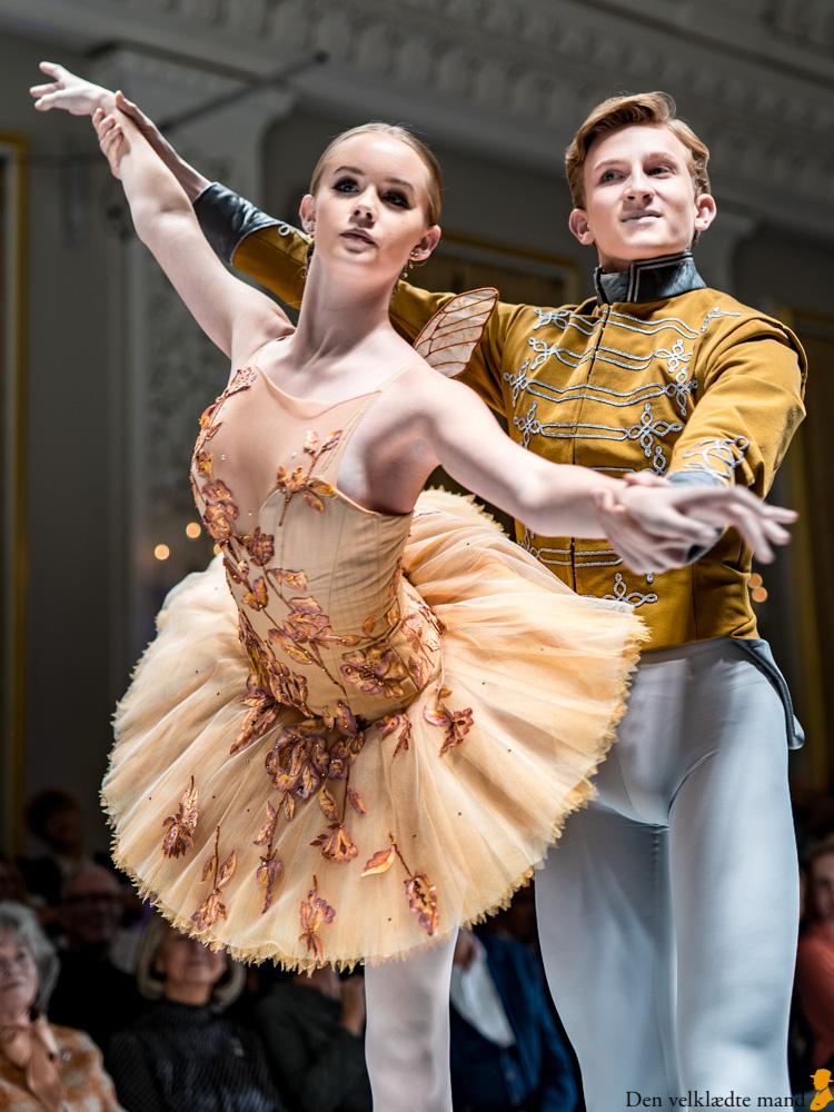 laugenes opvisning det kgl teater ballet