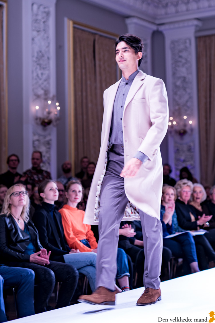 laugenes opvisning 2019 frakke mænd