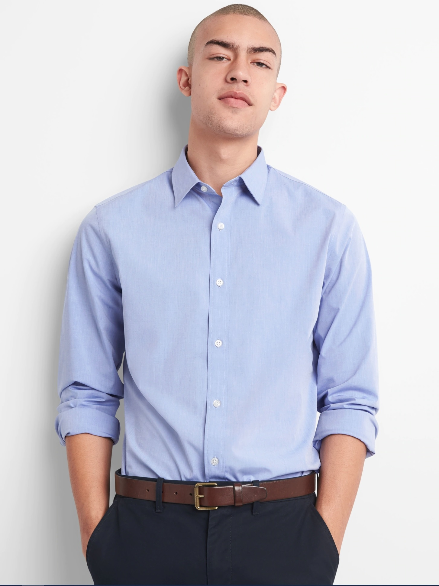 strygefri skjorte