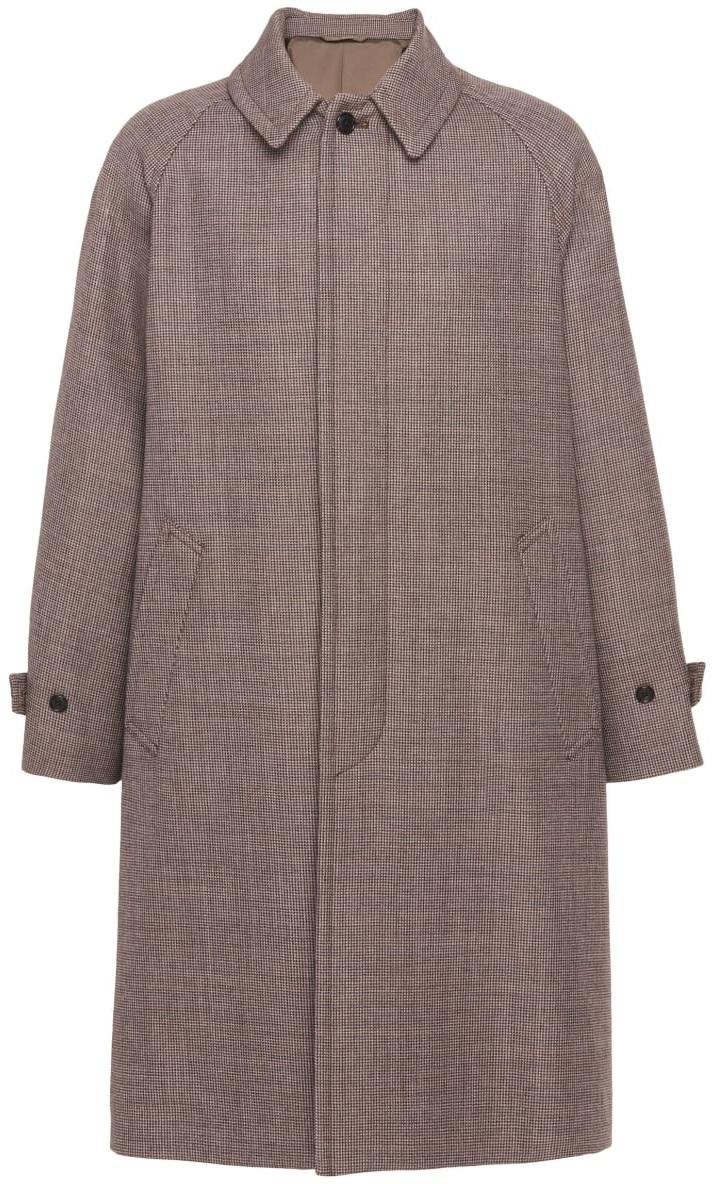 raglan-frakke til mænd vinter 2019