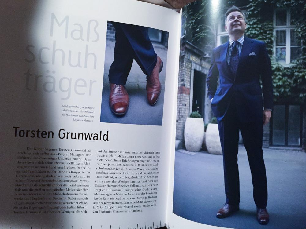 torsten grunwald i bog om sko