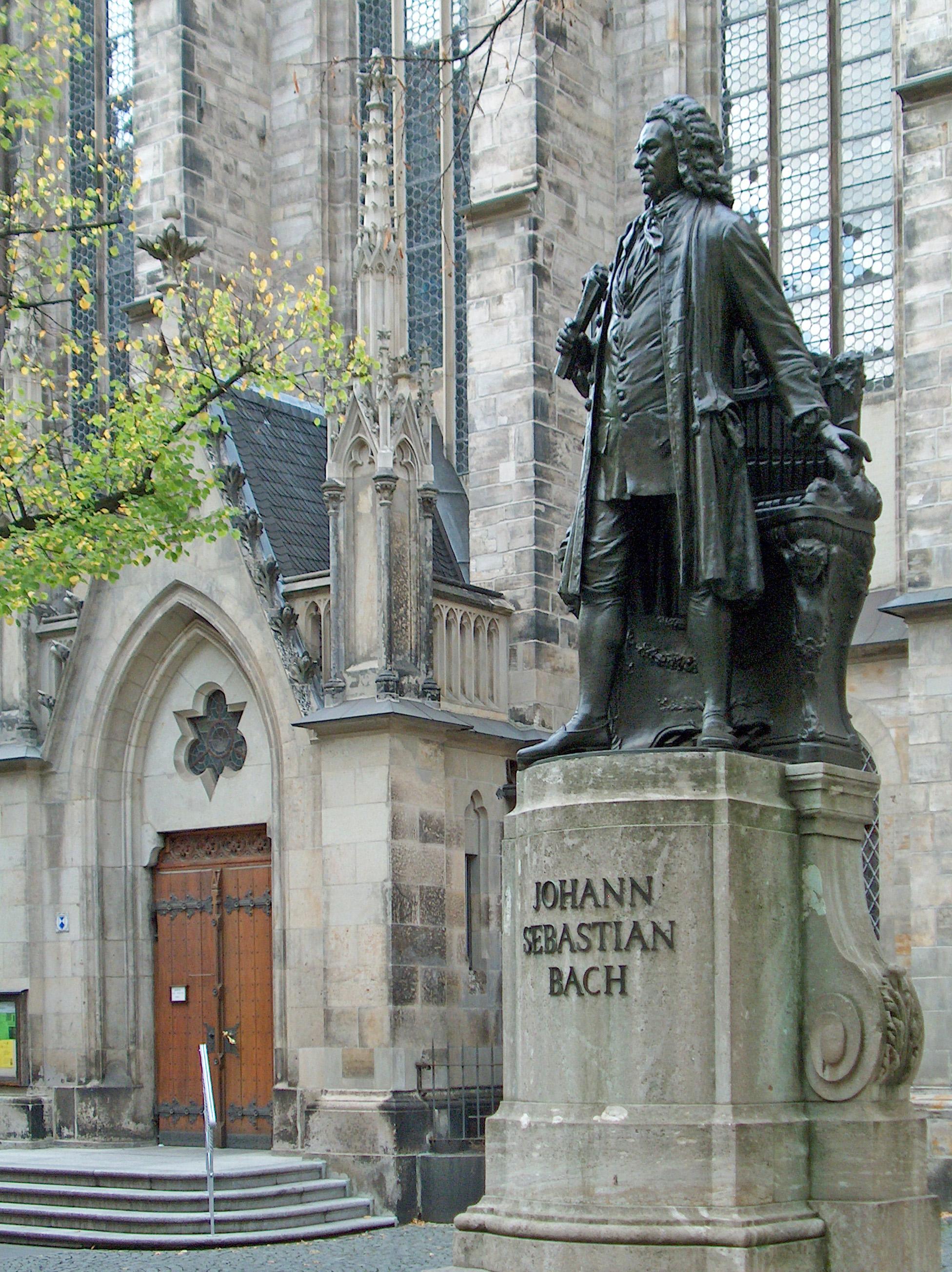 Johann Sebastian Bach mest kendte værker
