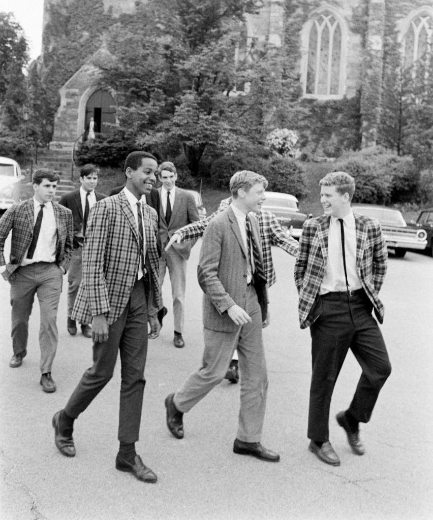 preppy ivy league stil 1960erne