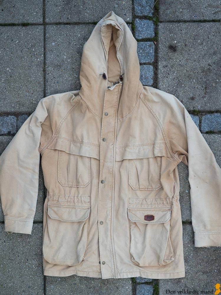 woolrich parka jakke