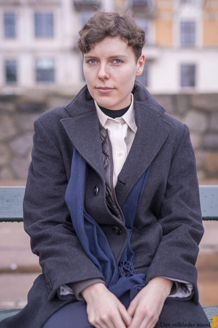 Ida Holmegaard forfatter til bogen Look