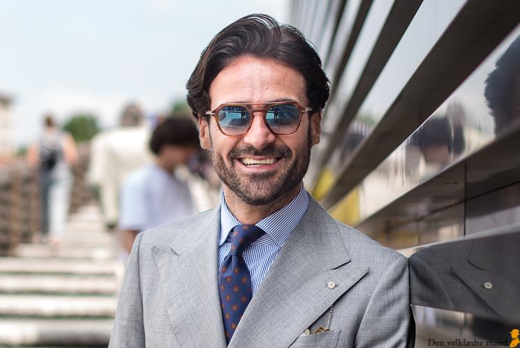 italiensk skjorte