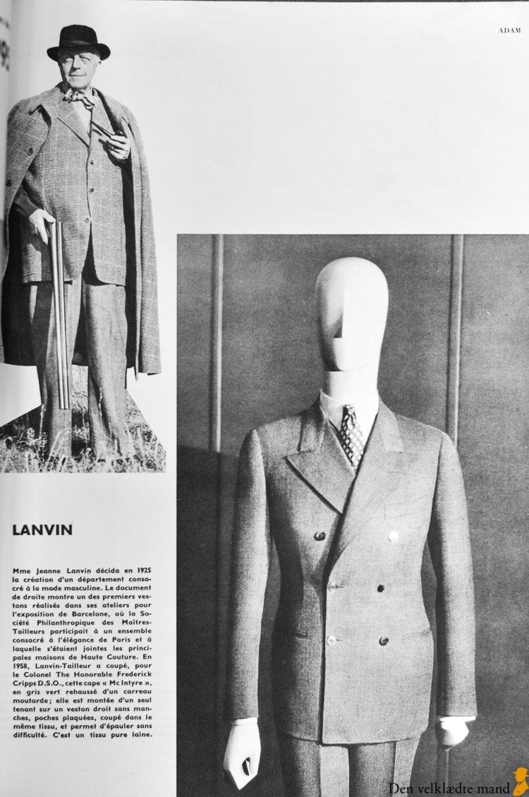 lanvin paris historisk