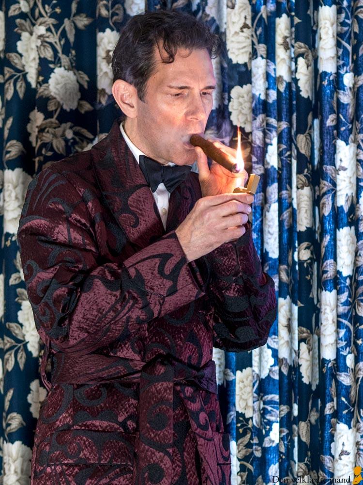 michael c g iversen cigar