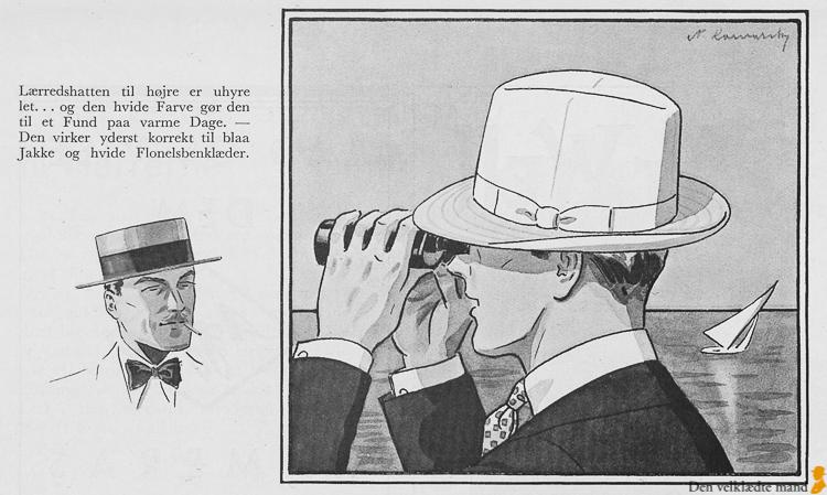 illum herrehat 1935