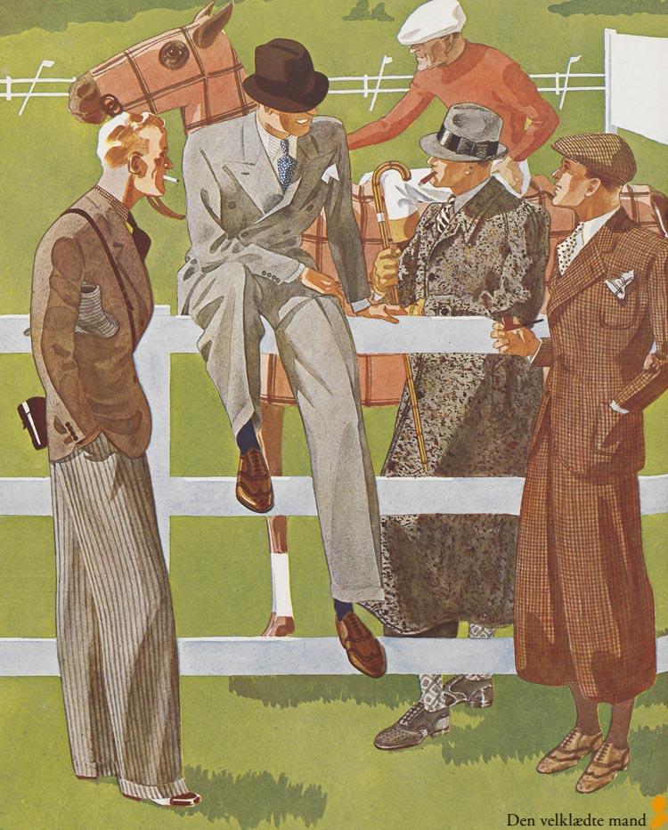 illum herremode 1935