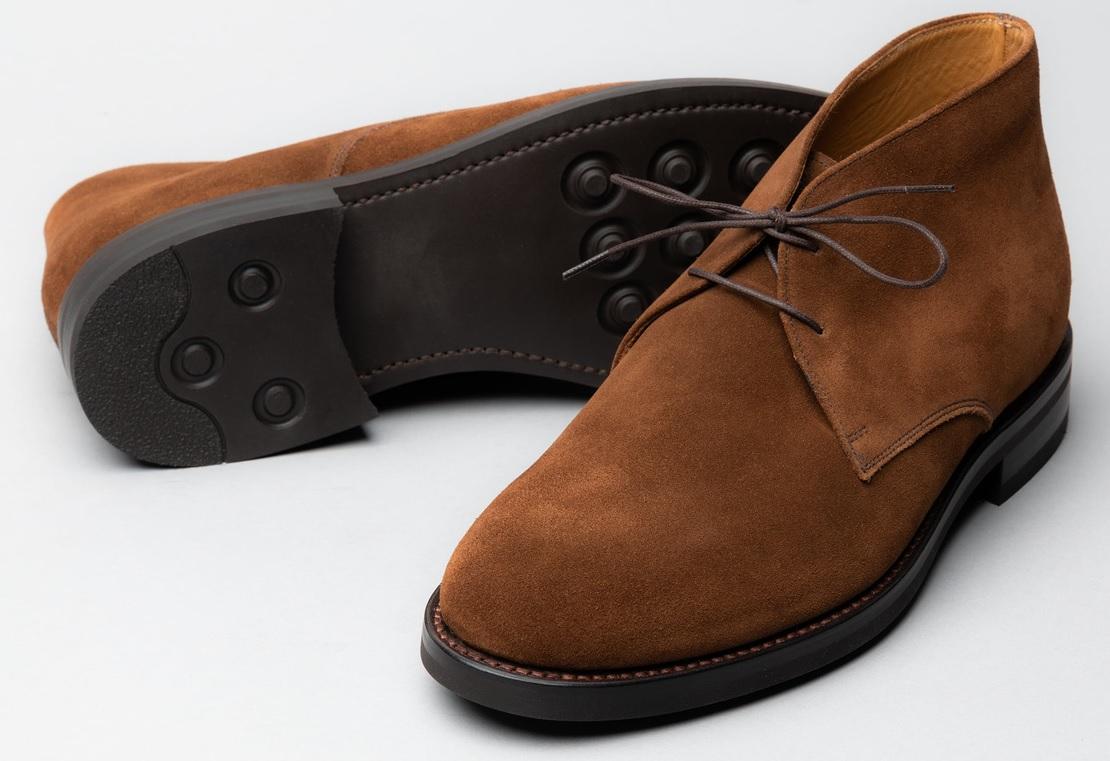 randsyede støvler