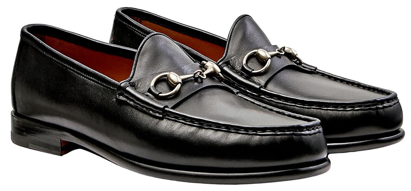 horsebite loafers