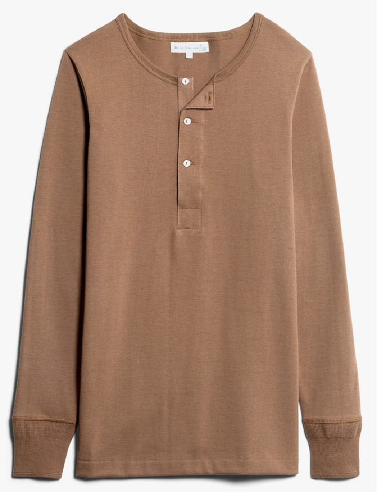 komfort morfarskjorte