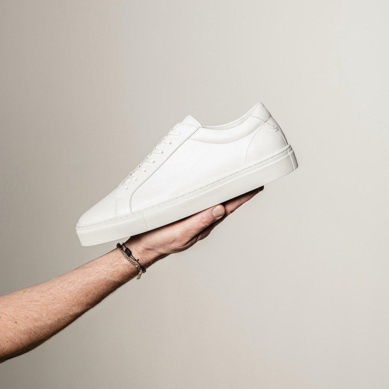 hvide sneakers mænd kvalitet