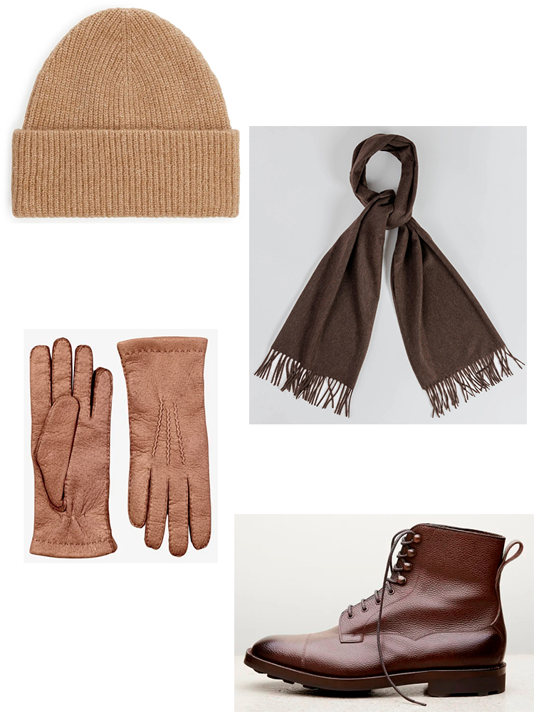 hue halstørklæde kombination