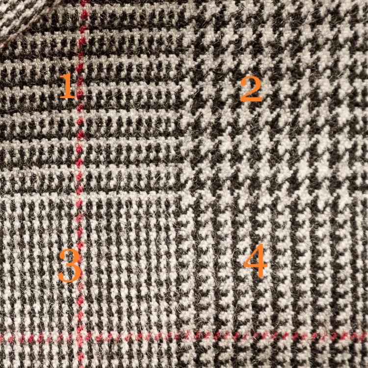 prince of wales tweed