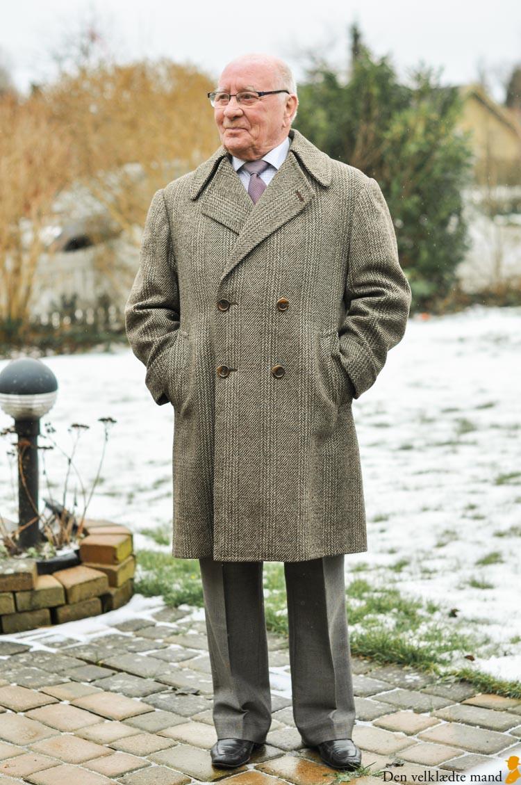tweedfrakke willy mokjær