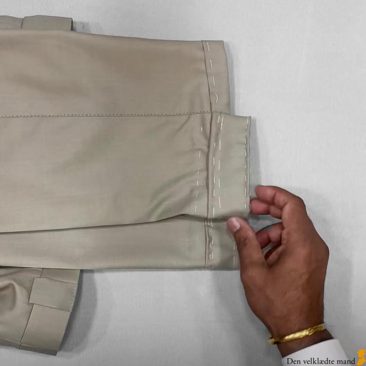 bukser opslag detaljer